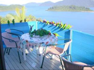 Coral Point Lodge Whitsunday Islands - Altan/Terrasse