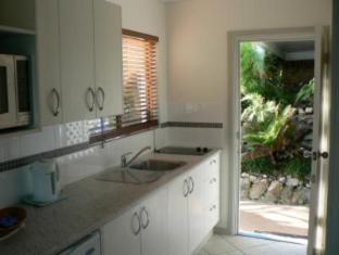 Coral Point Lodge ويت ساندايز - مطبخ