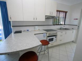 Coral Point Lodge Whitsunday Islands - مطبخ