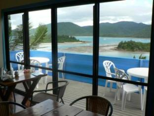 Coral Point Lodge Whitsunday Islands - בית קפה