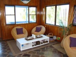 Coral Point Lodge Whitsunday Islands - Hotellet indefra