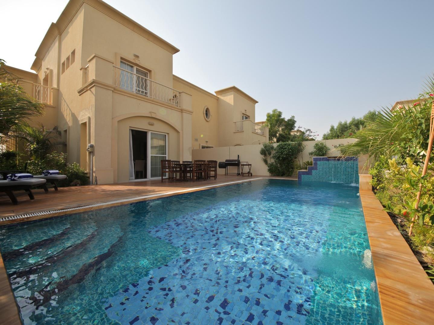 Medlock Villas - Hotels and Accommodation in United Arab Emirates, Middle East