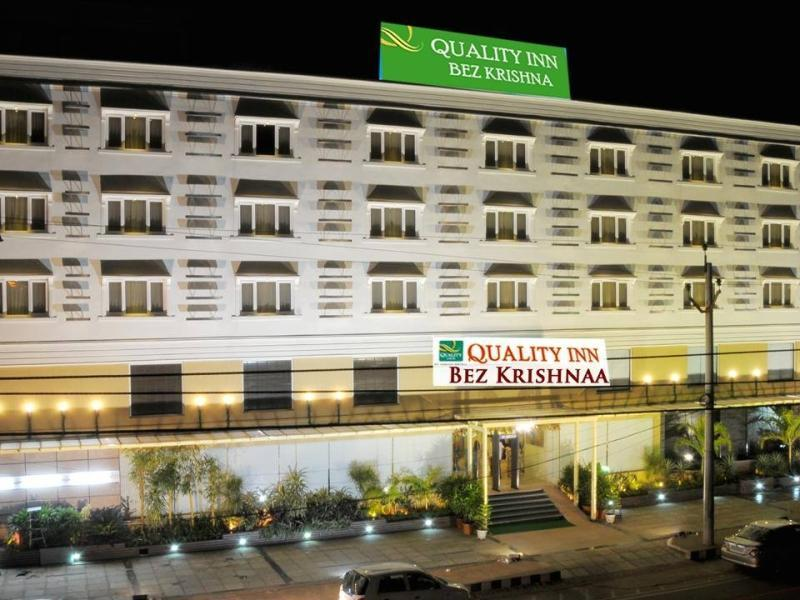 Quality Inn Bez Krishna - Hotel and accommodation in India in Visakhapatnam