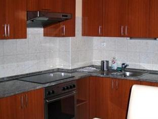 Angyal Apartment Budapest Budapest - Kitchen