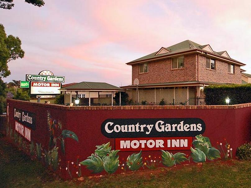 Country Gardens Motor Inn - Hotell och Boende i Australien , Toowoomba