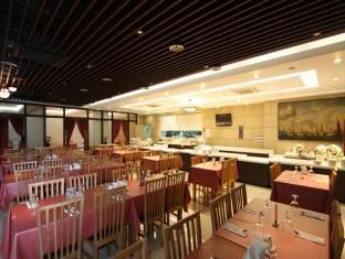 Vistas Premium Hotel Busan - Restaurant