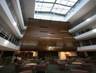 Vistas Premium Hotel Busan - Lobby
