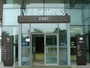 Vistas Premium Hotel Busan - Entrance
