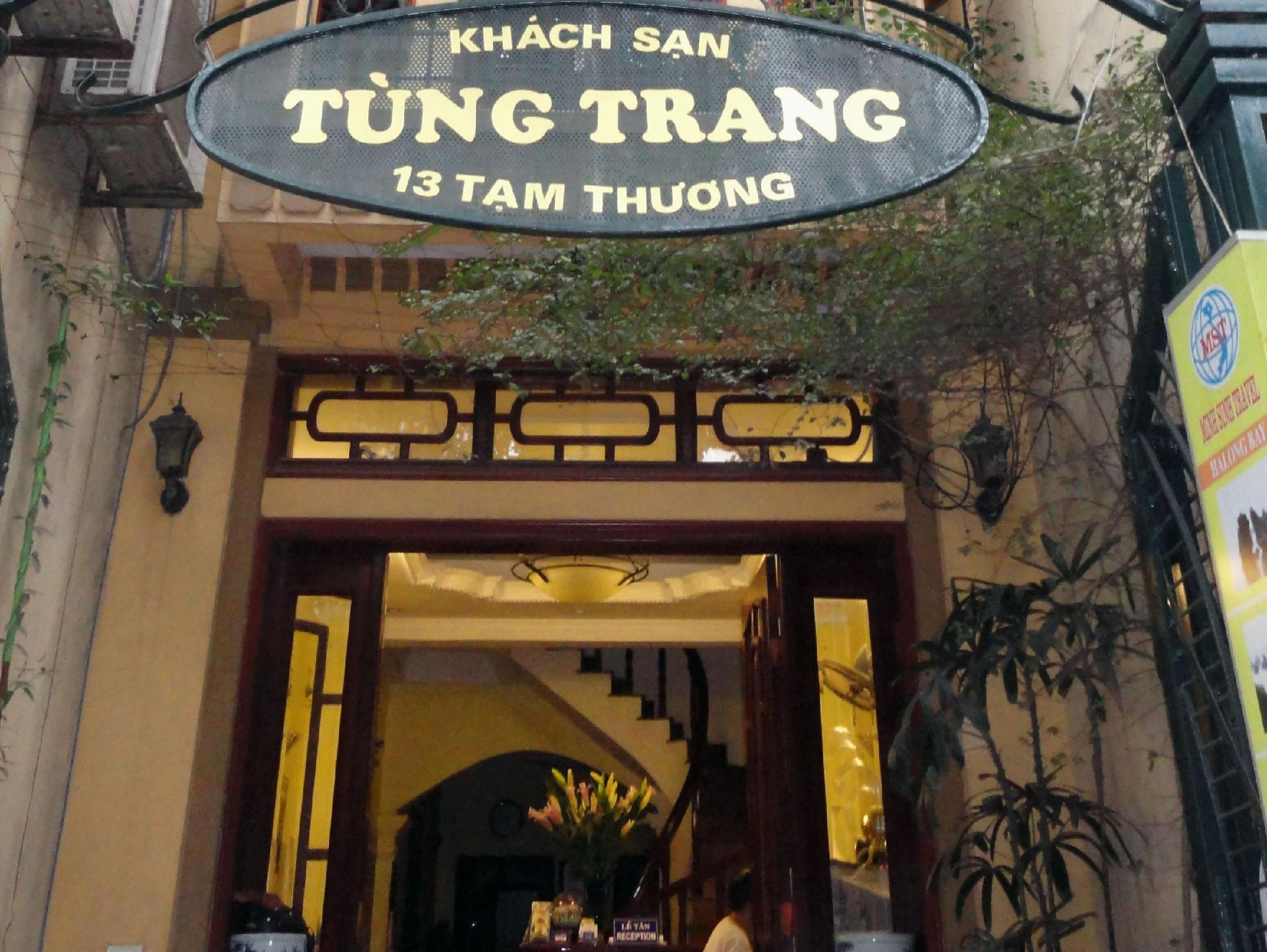 Tung Trang Hotel - Hotell och Boende i Vietnam , Hanoi