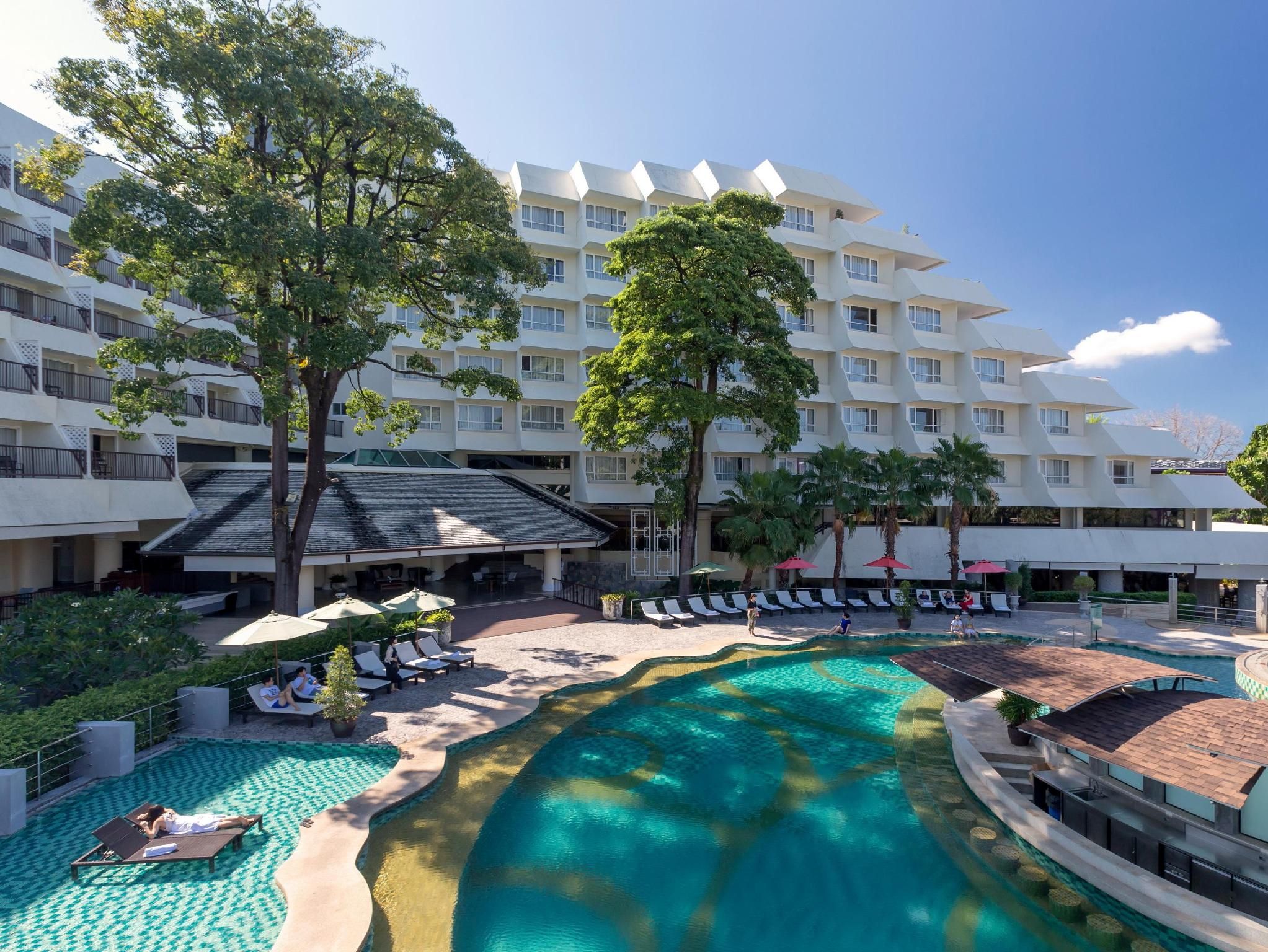Andaman Embrace Resort & Spa Phuket - Piscina