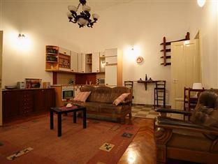 Apartment Rakpart I. Budapest Budapest - Living Room