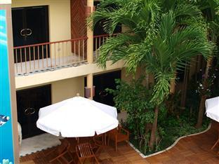 Hilltop Hotel Phuket - Altan/Terrasse