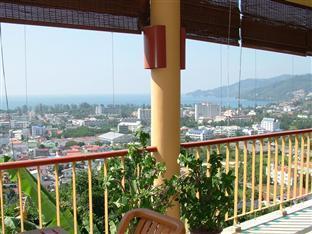 Hilltop Hotel Phuket - Udsigt