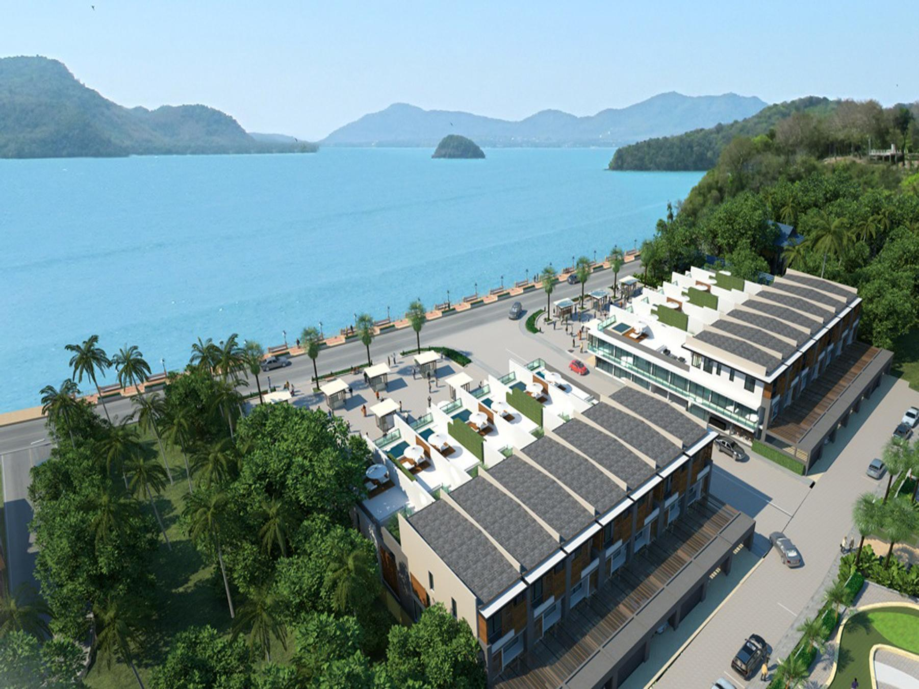 The Chalet Panwa Phuket - Harbour View