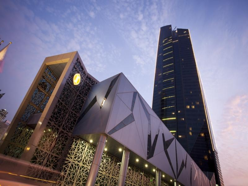 Intercontinental Doha - The City - Hotels and Accommodation in Qatar, Middle East