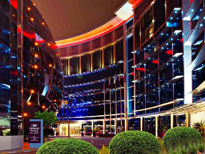 Crowne Plaza Doha - The Business Park - Hotels and Accommodation in Qatar, Middle East