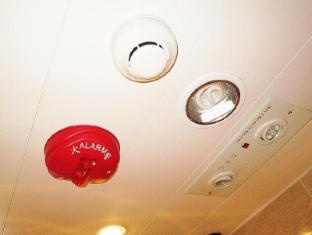 Times' Budget Hotel Hong Kong - Las Vegas Group Hostels HK Hong Kong - Fire Alarm