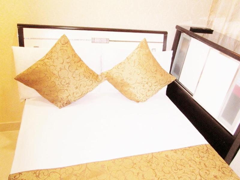 Times' Budget Hotel Hong Kong - Las Vegas Group Hostels HK הונג קונג - חדר שינה