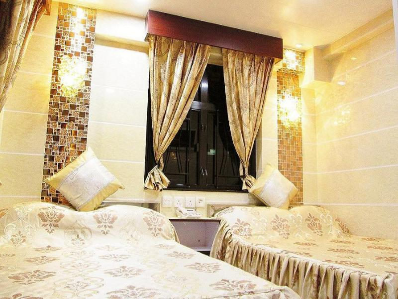 New Chung King Mansion Guest House - Las Vegas Group Hostels HK هونج كونج - غرفة الضيوف