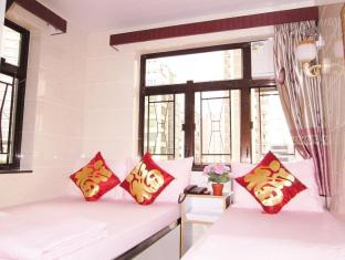 England Premier Backpacker's Inn - Las Vegas Group Hostels HK Hong Kong - Triple Room