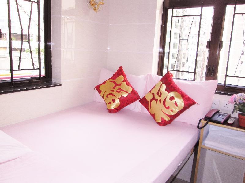 England Premier Backpacker's Inn - Las Vegas Group Hostels HK هونج كونج - غرفة الضيوف