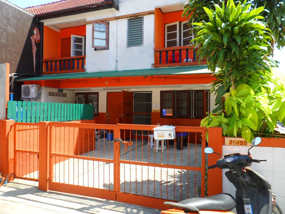 Happy Home Guesthouse Rawai - Hotell och Boende i Thailand i Asien