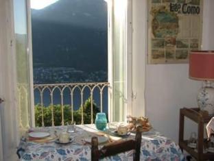 B&B Villa Le Ortensie Faggeto Lario - Guest Room