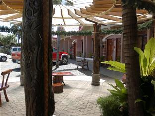 Balay Inato Pension Puerto Princesa City - Open Air Lobby