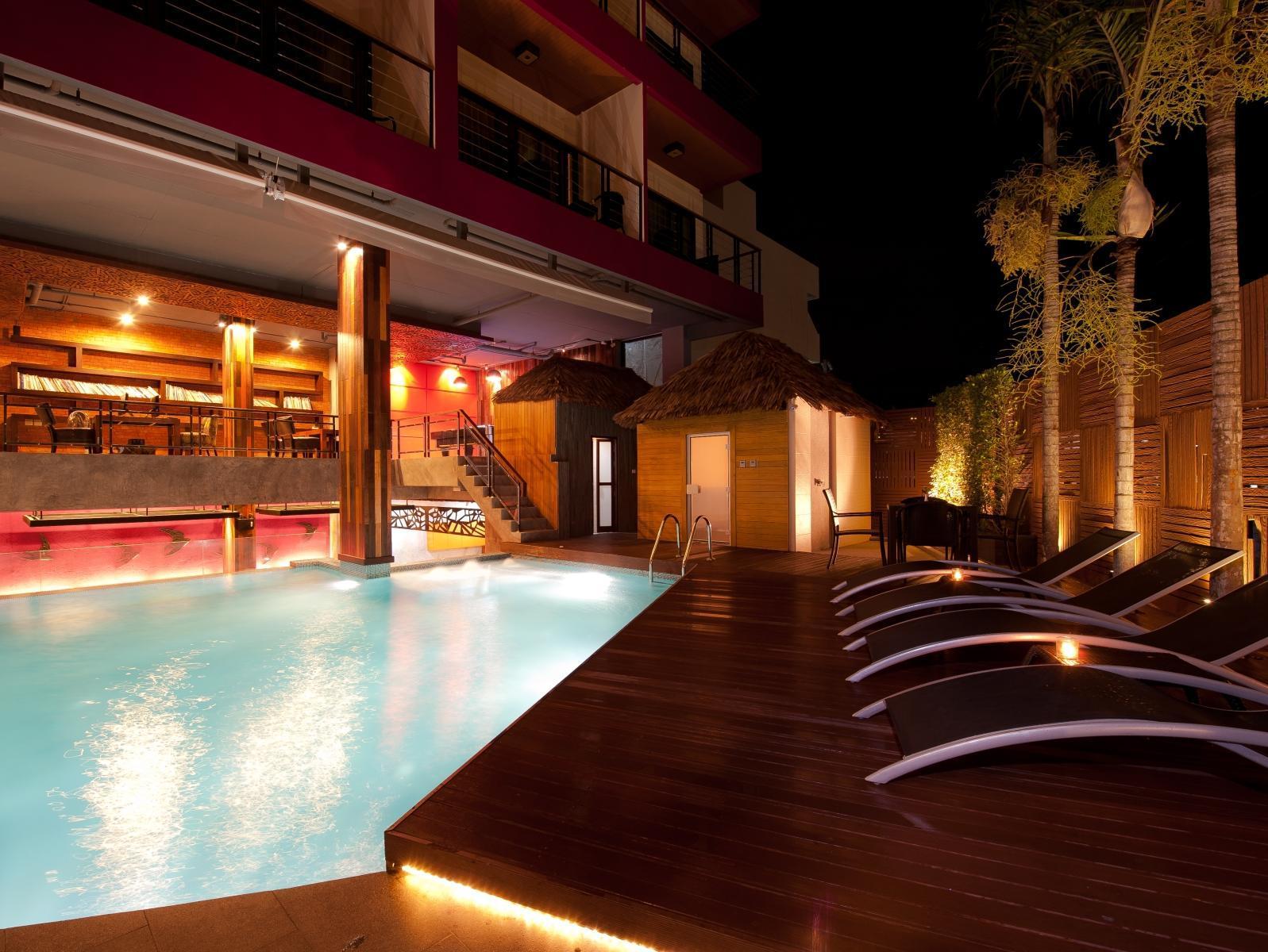 De Coze Hotel - Hotell och Boende i Thailand i Asien