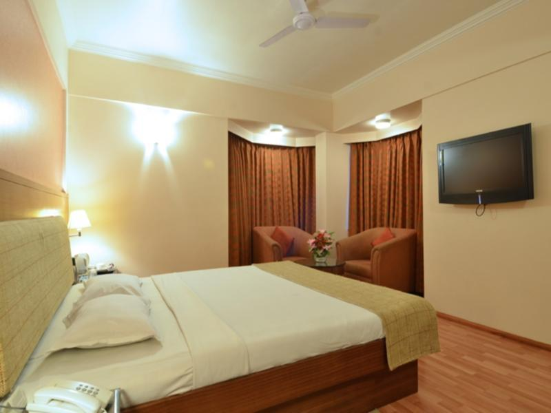 Hotel Royal Highness - Hotel and accommodation in India in Ahmedabad