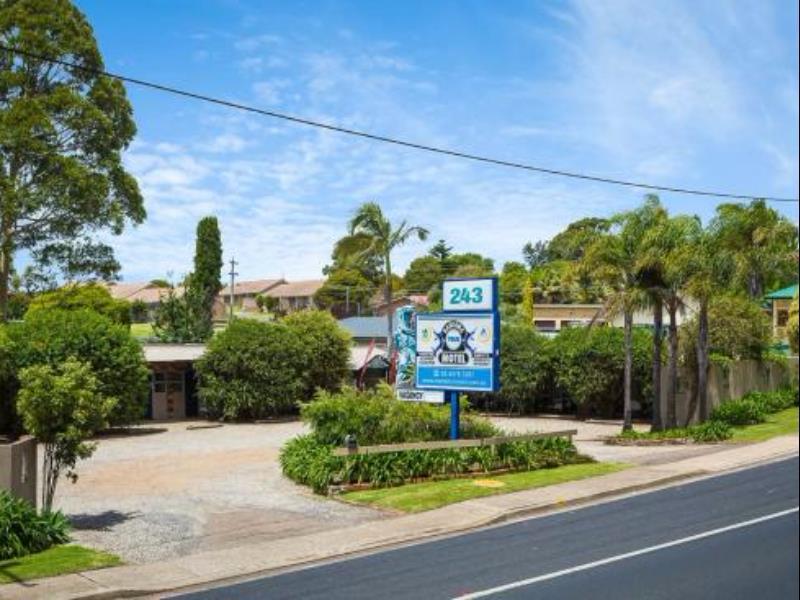 Narooma Motel YHA - Hotell och Boende i Australien , Narooma