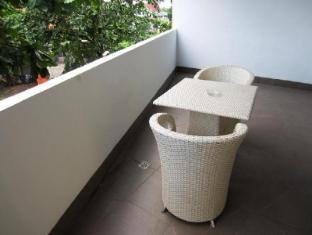 Goldberry Suites & Hotel Cebu - Konuk Odası