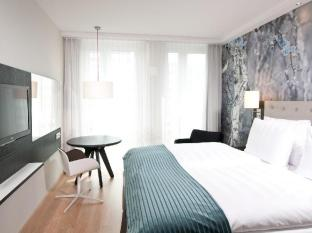 Holiday Inn Berlin Centre Alexanderplatz برلين - غرفة الضيوف