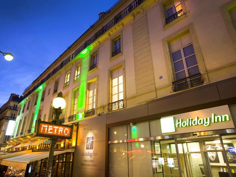 Holiday Inn Paris Opera Grands Boulevards