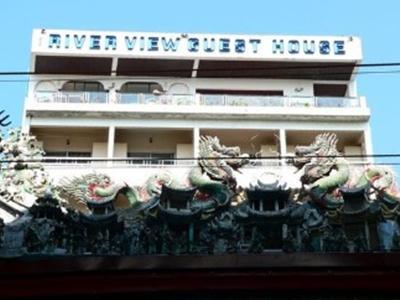 River View Guesthouse Bangkok - Exterior