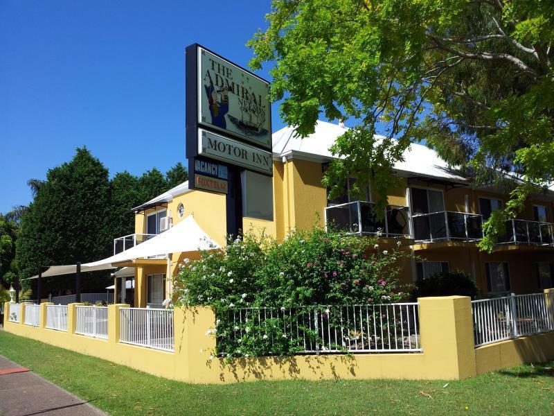 Admiral Nelson Motor Inn - Hotell och Boende i Australien , Port Stephens