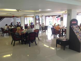 Boomerang Inn بوكيت - المطعم