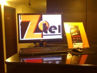 Zotel Business & Leisure Hotel Kuching - Hotelli interjöör