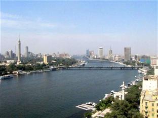 Nile Season Hotel Cairo - Balcony View