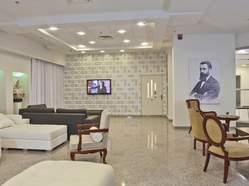 Theodor Hotel - Hotels and Accommodation in Israel, Middle East