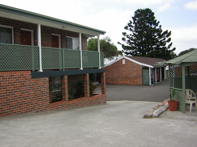George Bass Motor Inn - Hotell och Boende i Australien , Nowra