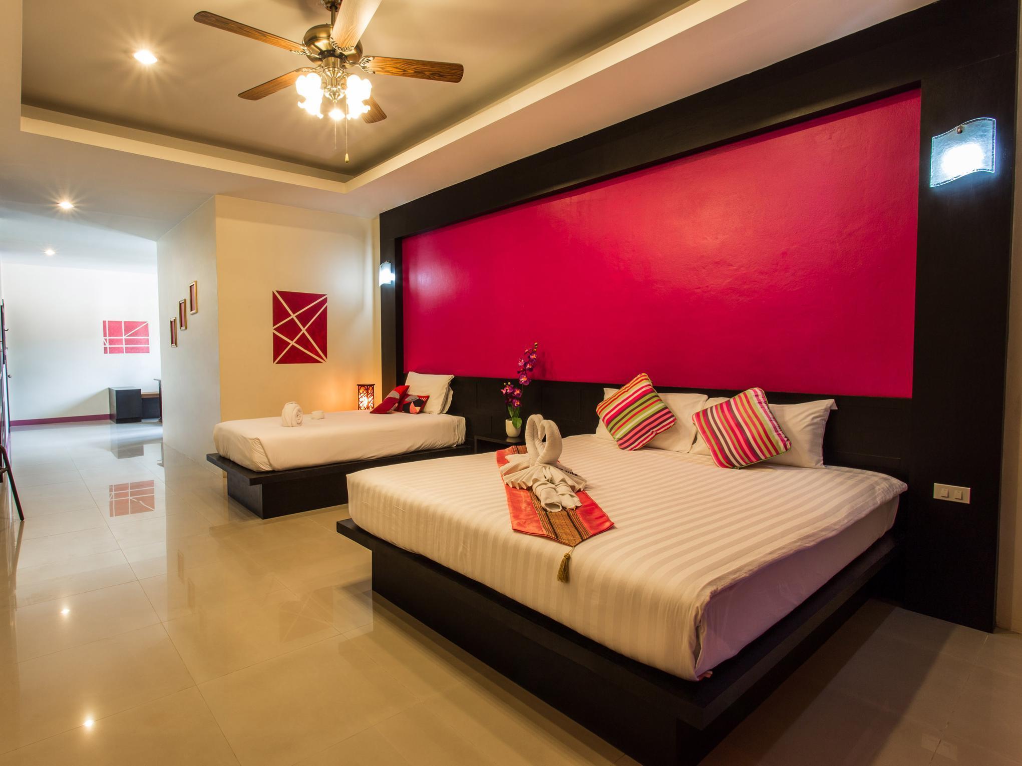 Hotell Lavender Hotel i Patong, Phuket. Klicka för att läsa mer och skicka bokningsförfrågan