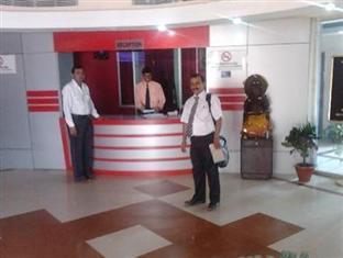 Hotel Bari International Bhubaneswar - Reception