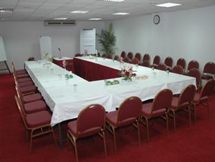 Asia Pacific Hotel Dhaka - Møderum