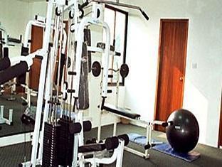 Asia Pacific Hotel Dhaka - Fitnessrum