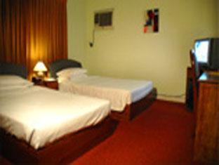 Hotel Center Point Dhaka - ห้องพัก