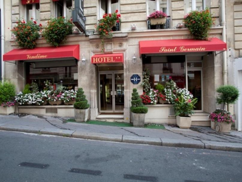 Vendome-Saint Germain Hotel Paris - Hotel Exterior