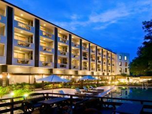 Nagoa Grande Hotel North Goa - Hotel Exterior