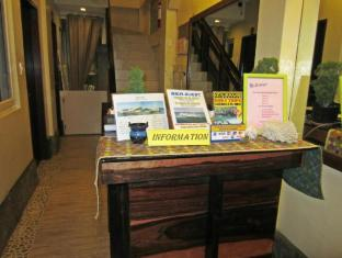 Philippines Hotel Accommodation Cheap | A Place To Remember El Nido El Nido - Reception