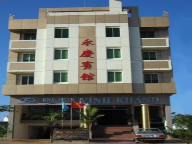 Vinh Khanh Hotel - Hotell och Boende i Vietnam , Tam Ky (Quang Nam)